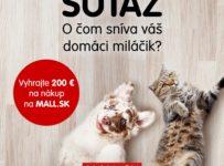 Vyhrajte 200 € poukaz na nákup na MALL.SK