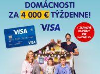 Vyhrajte 4000 Eur na vybavenie domácnosti