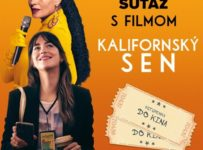 Vyhrajte dva lístky do kina na romantickú komédiu KALIFORNSKÝ SEN