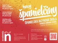 Vyhrajte kurz španielčiny v novej Akadémii eñe v Trnave