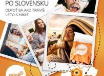 Leto s MINIT po Slovensku