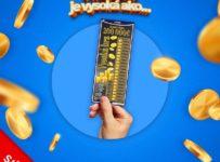 Súťaž o 10x žreb Vysoká hra v hodnote 10€