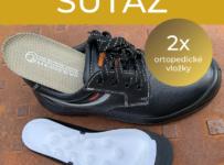 Súťaž o 2 páry ortopedických vložiek MEDICOVI A40