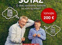 Súťaž o 200 € voucheru na nákup na MALL.SK