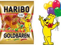 Súťaž o 3 balíčky s gumovými cukrovinkami Haribo