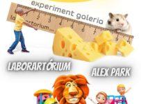 Súťaž o 5x vstup do zábavného parku Alex Park a LaborArtórium