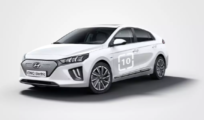 Súťaž o Hyundai Ioniq EV na víkend