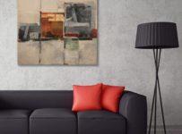 Súťaž o abstraktný obraz