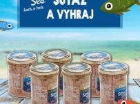 Súťaž o balíček lahodného tuniaka žltoplutvého v sklenenom balení