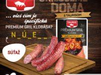 Súťaž o balíček mäsových špecialít od TAURISU