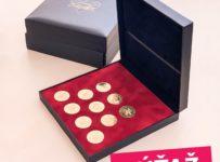 Súťaž o limitovanú edíciu pamätných medailí najväčších Slovákov