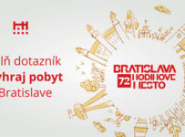 Súťaž o luxusný pobyt v Bratislave pre 2 osoby