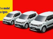 Súťaž o model autíčka Suzuki Ignis