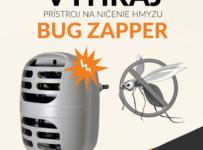 Súťaž o prístroj na ničenie hmyzu BUG ZAPPER