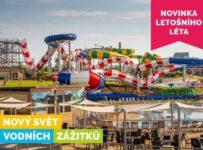 Súťaž o rodinnú vstupenku do Aqualandu Moravia