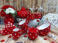 Súťaž o súpravu bodkovanej keramiky