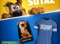 Súťaž o tričko SCOOB! alebo plyšové šteniatko