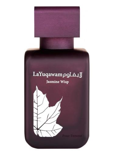 Súťaž o dámsku parfumovanú vodu La Yuqawam Jasmine Wisp