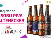 Vyhraj denne zásobu piva Kaltenecker v hodnote 100€