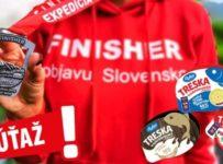 Vyhraj tričko Finisher a kartón Treskoslovenskej tresky