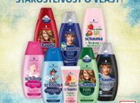Vyhrajte 5x balíček produktov Schauma pre celú rodinu
