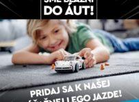 Vyhrajte LEGO vozidlo snov
