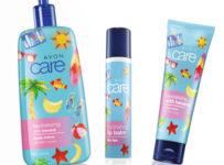Vyhrajte balíček letnej starostlivosti Avon Care s banánom