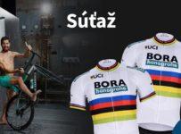 Vyhrajte cyklistický dres podpísaný Petrom Saganom a knihu My world