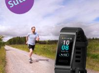 Vyhrajte fitnes náramok Huawei Band 3 Pro pre športovcov
