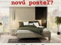 Vyhrajte kvalitnú posteľ vyplnením dotazníka