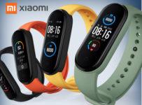 Xiaomi Mi Smart Band 5 už skladom