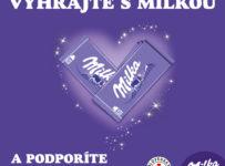 Súťaž Milka - čas na jemnosť