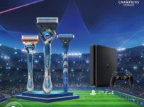 Kúpte aspoň jeden produkt Gillette a vyhrajte PlayStation 4