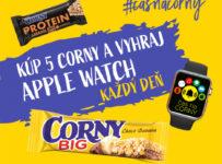 Súťaž Corny o 42x Apple Watch series