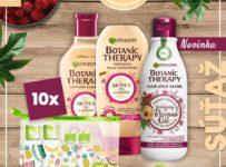 Súťaž o 10 super balíčkov Botanic Therapy