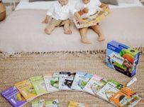 Súťaž o 5 balíkov interaktívnych kníh Kúzelného čítania