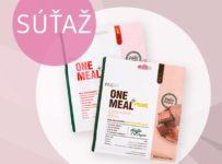 Súťaž o Diétny nápoj v prášku One Meal + Prime Chocolate Bliss