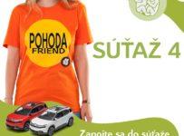 Súťaž o Pohoda merch spolu s miniatúrou Citroën