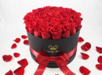 Súťaž o box živých ruží v hodnote 120€
