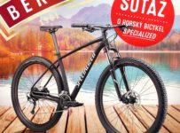 Súťaž o horský bicykel Specialized Rockhopper 29