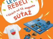 Súťaž o lístky do kina na rodinný film Letní rebeli