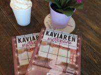 Súťaž o novinku, knihu Kaviareň v Kodani
