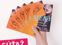 Súťaž o podpiskarty Mekyho Žbirku