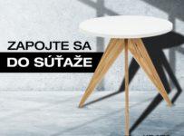 Súťaž o stolík od KRATS Design-Interior