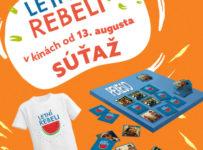 Súťaž s filmom Letní rebeli