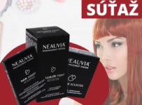 Súťaž o 3 kusy kozmetiky značiek NEUAVIA v hodnote 100€