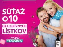 Súťaž CINEMAX o 10 exkluzívnych lístkov