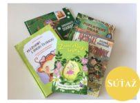 Súťaž o 5 detských knižiek