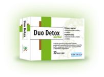 Súťaž o Duo Detox herbal