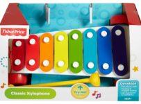 Súťaž o Zábavný ťahací xylofón